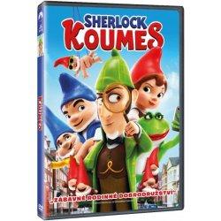 Sherlock Koumes DVD