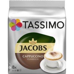 Tassimo Jacobs Krönung Cappuccino 8 porcí