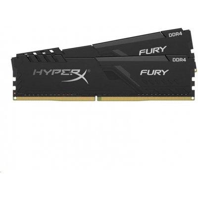 Kingston HyperX Fury Black DDR4 16GB 3600MHz CL17 HX436C17FB3K2/16