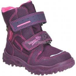 Dětská bota Superfit 1-00044-41 zimní HUSKY fialová dc589a568a