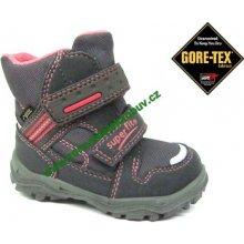 Superfit 1-00044-06 zimní boty HUSKY růžová