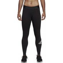 Adidas Performance W MH BOS TIGHT Černá   Bílá 2d836819cc3