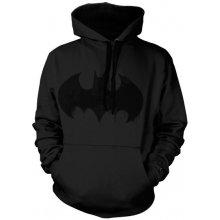 DC Comics Pánská mikina s potiskem Batman Inked Logo Hoodie