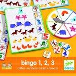 Djeco Bingo: čísla