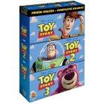 toy story: příběh hraček kolekce 1-3 DVD