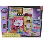 Hasbro Littlest Pet Shop LPS Kavárna