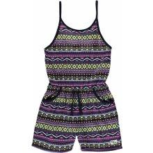 Ocean Pacific All Over Print Jumpsuit junior girls Navy
