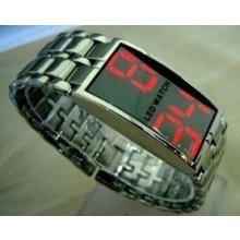 Zrcadlové LED železné Samurai černé TH021303