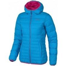 Agu dámská prošívaná bunda modrá