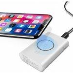 Mcdodo Wireless 8000 mAh bílá