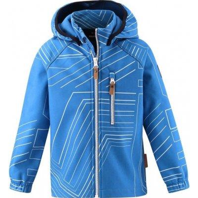 REIMA dětská softshellová bunda Vantti Marine Blue