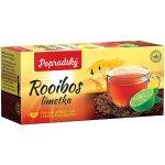 Popradský čaj Rooibos limetka 20 x 1.5 g