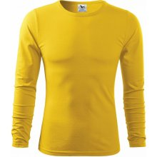 Adler Fit T Long Sleeve Yellow