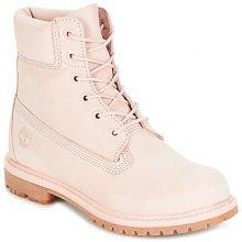 5646320db63 Timberland Kotníkové boty 6IN PREMIUM BOOT - W Růžová