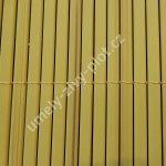 Plot z umělého bambusu BAMBOO MINI - YB, role výška 1m x šířka 3m, 3m2