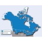 Garmin CityNavigator NT Severní Amerika - pouze Kanada