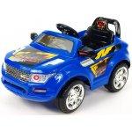 chuchu Elektrické auto SUV Roverek mini modrý
