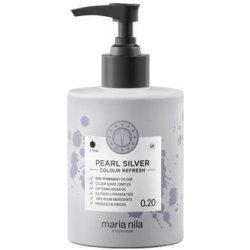 Maria Nila Colour Refresh Pearl Silver 0.20 maska s barevnými pigmenty 300 ml