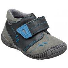 Santé zdravotní obuv dětská N/661/401/69/18/87 černo-modrá