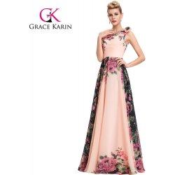 8deaa256ec0 Grace Karin společenské šaty dlouhé CL7504 růžová alternativy ...