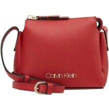 Calvin Klein dámská kabelka Step Up Small crossbody Red a3374e09bac