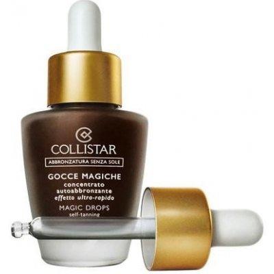 Collistar Abbronzatura Senza Sole samoopalovací koncentrát na pleť (Face Magic Drops, Self Tanning Concentrate) 30 ml