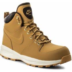 98f893521bb Dětská bota Nike Manoa Lth Gs 472648-700 Žlutá