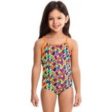 Dětské dívčí plavky Funkita Glow Knit b887a480f0