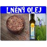 Natur Bio olej lněný 250 ml