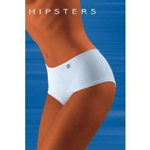 Wolbar kalhotky Tahoo Hipsters bílá