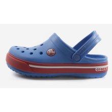 CrocsCrocband 25 Clog Kids Varsity Blue/red