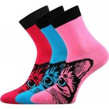 Boma dámské ponožky XANTIPA Mix 44 balení 3 páry