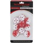 Golfers Club tréninkové míčky plastové děrované Practice Balls