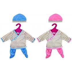Barbie Oblečení pro panenku miminko 2 druhy