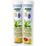 AcidoFit nápoj na odkyslenie organizmu kiwi 16 tablet