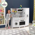 KidKraft velká hrací kuchyňka se světly a zvuky