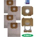 Sáčky do vysavače AEG Vampyr textilní 4ks, filtr