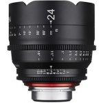 Xeen 24mm T1.5 Nikon F