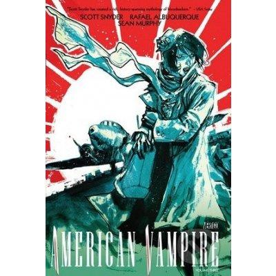 American Vampire S. Snyder