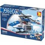 Dromader 23401 vrtulník policie 126 dílků