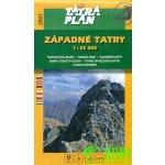 TM Západné Tatry 1:25 000 Kolektív autorov