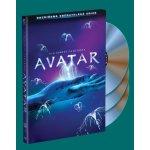 Avatar - rozšířená sběratelské edice DVD