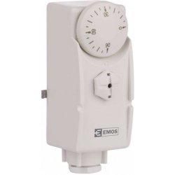 Emos Drátový příložný termostat T80