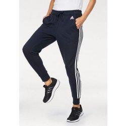 Adidas Performance Tepláky ESSENTIALS 3 STRIPES TAPERED PANT, námořnická  modrá-bílá