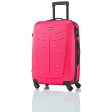 Travelite Robusto 4w L Pink