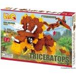 LaQ DW Triceratops a Pteranodon