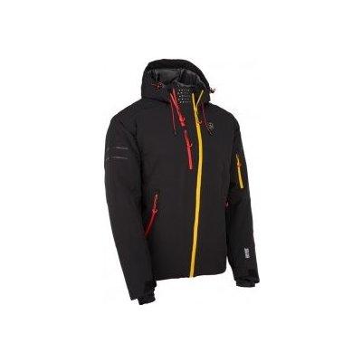 Kilpi ASIMETRIX M černá JM0120KI L; Černá bunda