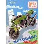 UMBUM 3D puzzle Motorka