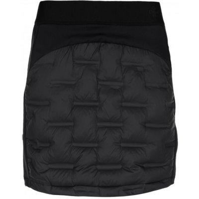 Kilpi LIAN-W dámská zateplená sukně černá