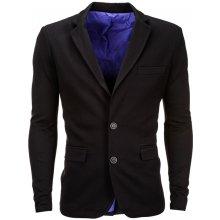 Rogue elegantní pánské sako černá